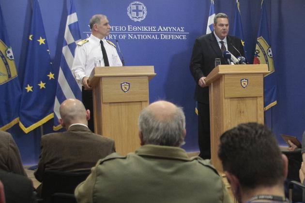 ΔΙΚΑΙΩΣΗ-Στην φάκα του Καμμένου έπεσε η Τουρκία. Τώρα παρακαλάει να φύγει η αποστολή του ΝΑΤΟ από το Αιγαίο (βίντεο)