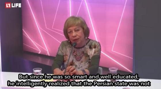 Ρωσική τηλεόραση: Ο Μέγας Αλέξανδρος πολέμησε για την Παν-Ελληνισμό!