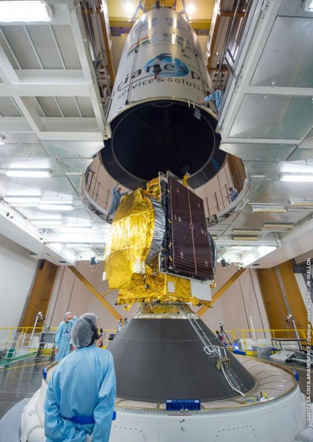 Τα μεσάνυχτα η εκτόξευση του HELLAS SAT 3 – Απευθείας μετάδοση από την ΕΡΤ1