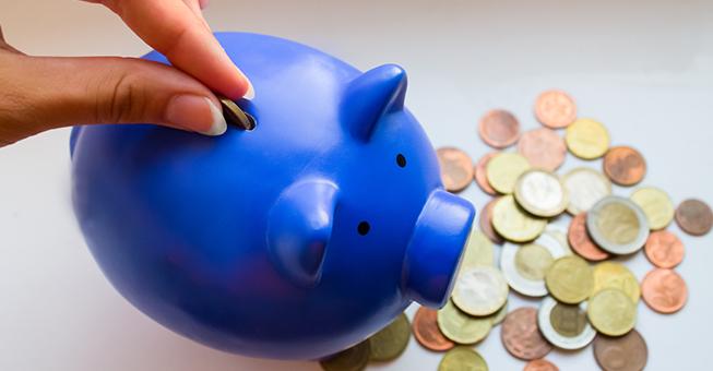 Μένετε… άφραγκοι στο τέλος του μήνα; 5 τρόποι να εξοικονομήσετε χρήματα!