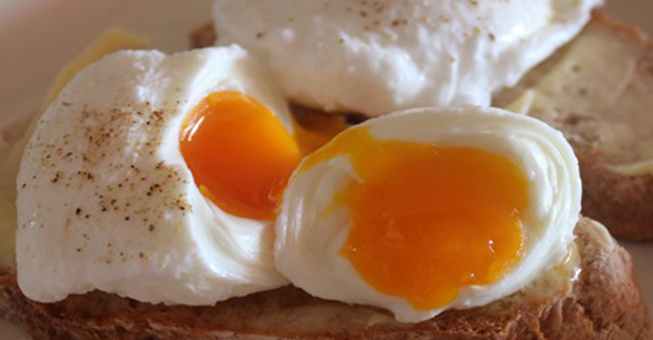 Kαλά το ήξερες αυτό για το ασπράδι των αυγών;