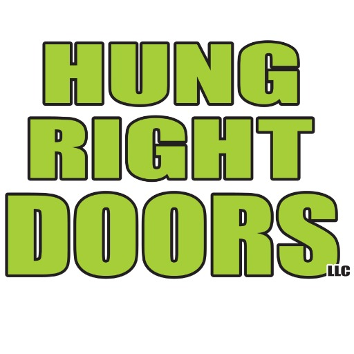 Hung Right Door Logo