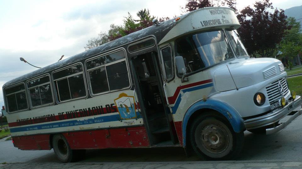 Bus argentine blog voyages