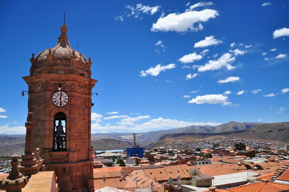 Potosi Bolivie Mines