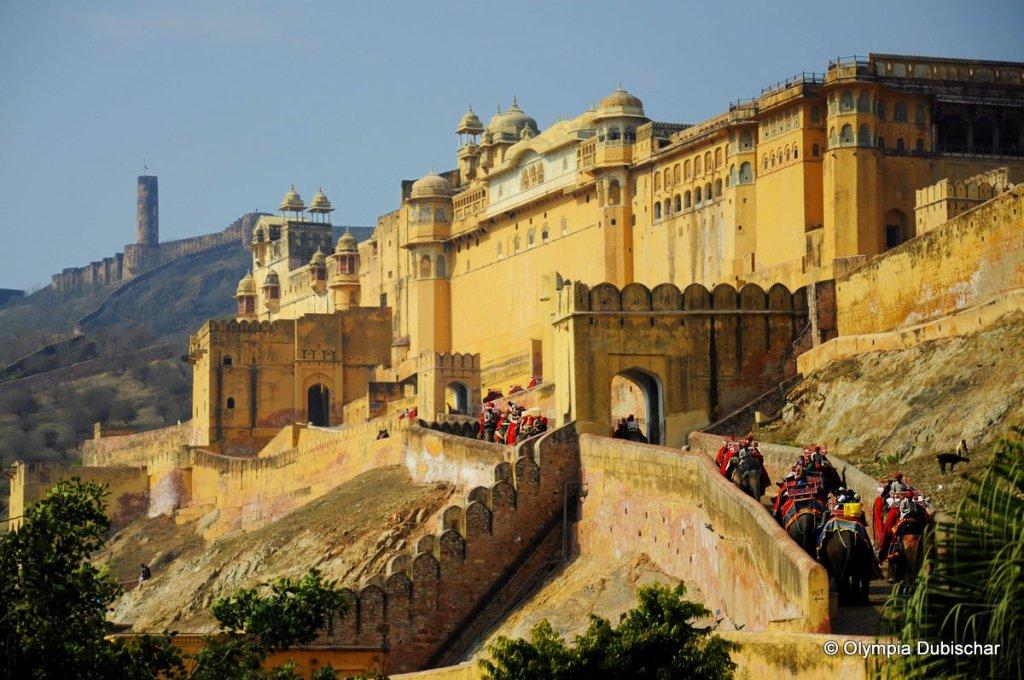 Inde, Udaipu, Jodhpur, Varanasi, Gange, Goa