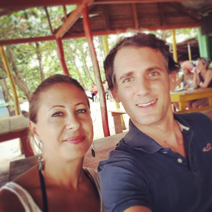 Échappées Belles Raphaël Casabianca Olympia Dubischar fixer République Dominicaine