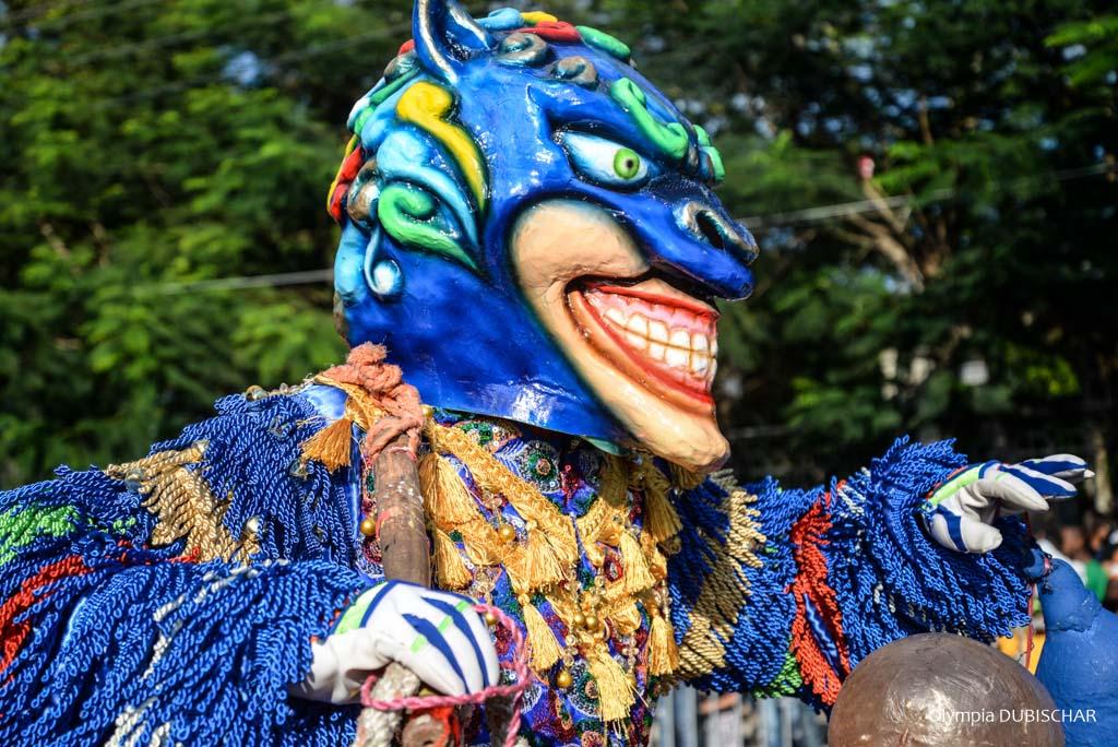carnaval santiago dominicaine