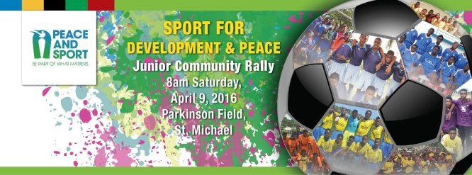 Sport for development and peace Barbados Olympic Association