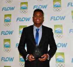Nkosi Dunwoody – 2016 Independence Games Champion in the Sport of Swimming.
