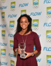 Recognition of Outstanding Junior Athlete – Amanda Haywood in the Sports of Badminton and Squash.