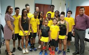 Junior Squashers Off to Jamaica for 2018 Caribbean Regionals