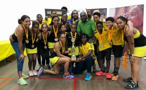 2018 Champions Of Caribbean Junior Squash