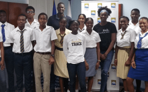 Barbados Olympic Association Inc.  hold sports lab for young athletes to celebrate Olympic Day