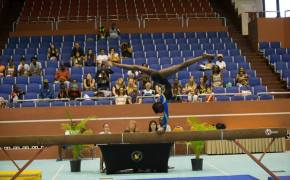 BAGA Gymnastics Competition