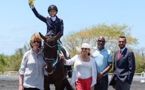 Equestrian Roberta Foster Qualifies for the 2019 Pan Am Games