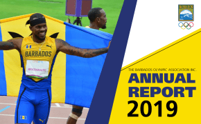 The Barbados Olympic Association Inc. Publishes 2019 Annual Report & Financial Statements