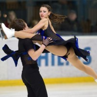 Tanja Kolbe, Ice Dancing, Germany