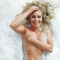 Jamie Anderson, American snowboarder, bares all