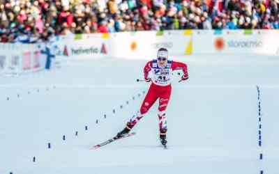 Cendrine Browne – Canadian National Ski Team Member