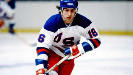 Mark Pavelich, Member of 1980 'Miracle on Ice' Olympic Hockey Team, Found Dead at 63