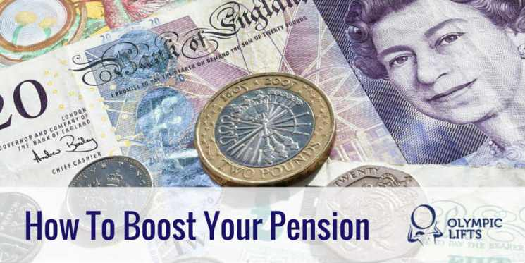 How To Boost Your Pension