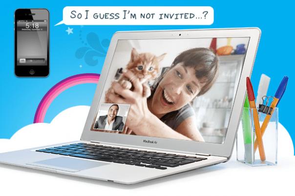 Skype, Interrupted