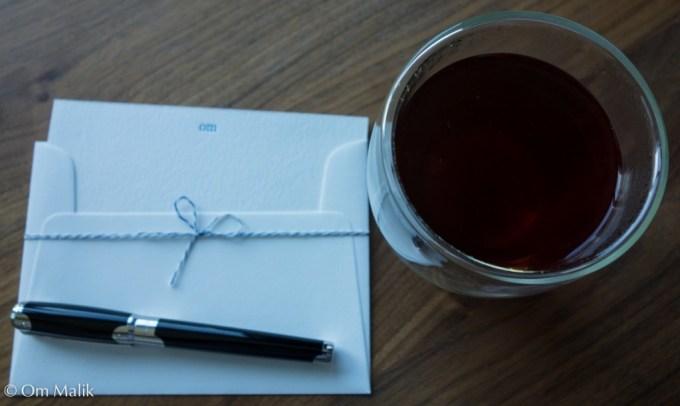 Writingwithapen