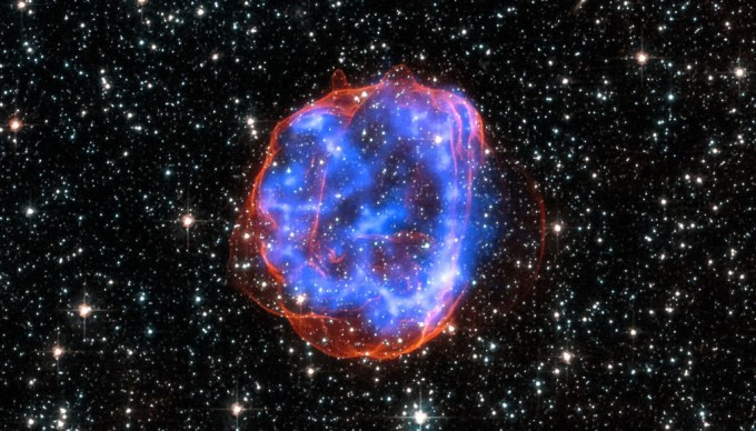 NASA-SNR0519690-ChandraXRayObservatory-20150122