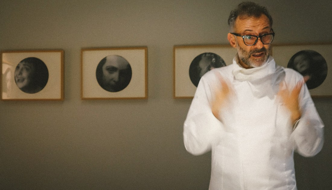 A Casual Chat With Chef Massimo Bottura [Video]