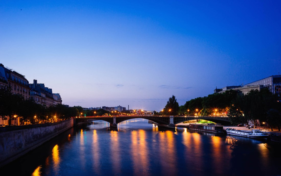The Paris I love