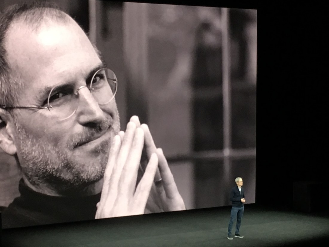 Steve Jobs' legacy & The iPhone X