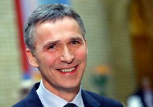 Statsminister Jens Stoltenberg stod for den offisielle lanseringen av NDLA i 2007