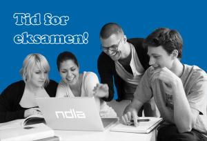 Elever og lærere får hjelp med eksamensforberedelsene fra NDLA:
