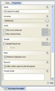 @Variable Renamed Data Provider