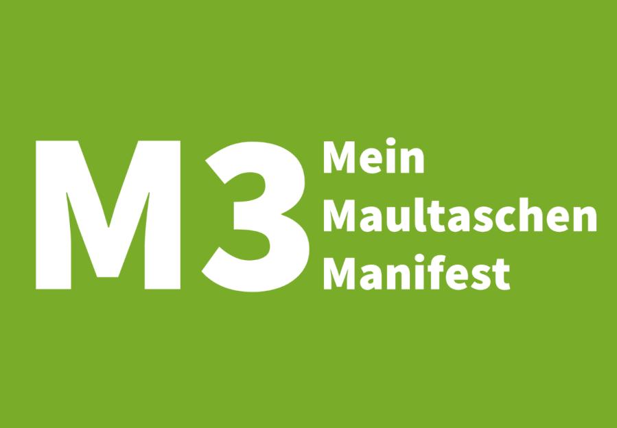 M3 = Mein Maultaschen Manifest