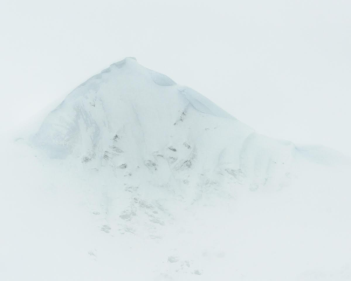 Item 134 - Eilenberg, Glacier Mountain Antarctica