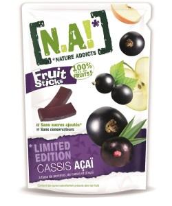 Fruit Sticks Edition limité cassis açai 40g 3D