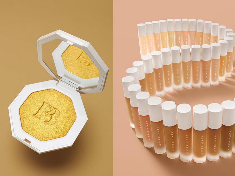 Fenty beauty la marque de make up de Rihanna 2 - Ô magazine