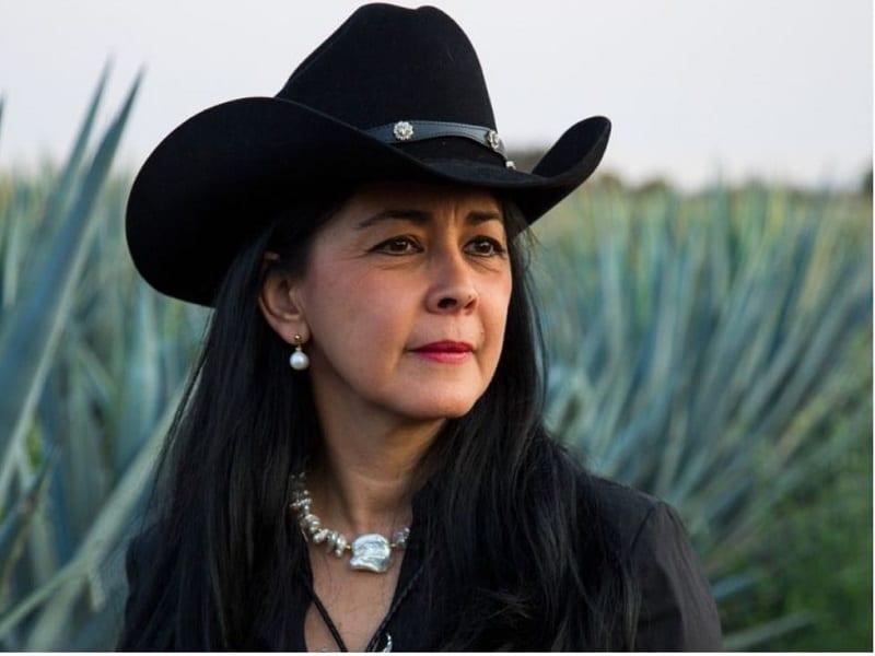Melly Bajenas Cárdenas : la Tequila Boss mexicaine