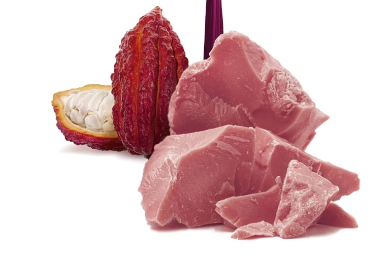 Le fabricant suisse Barry Callebaut a mis au point un nouveau chocolat : le chocolat rubis.