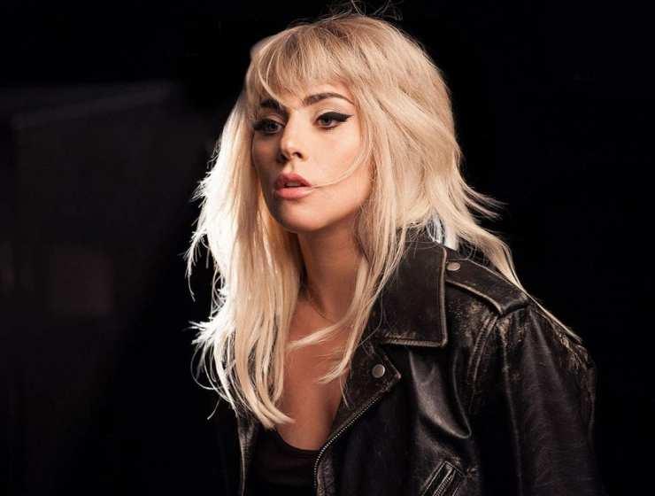 Photo de Lady Gaga en 2017, pour la sortie de son album Love Project