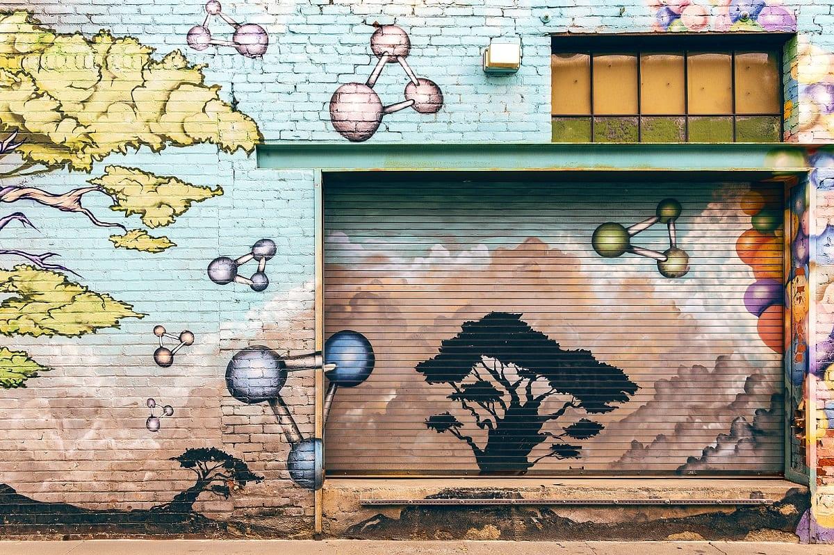 Le Graffiti, comment se faire connaître pour les jeunes artistes ?