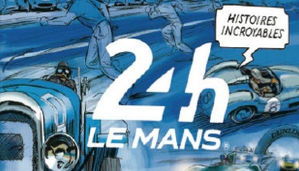 Les 24h du Mans arrivent dans votre bibliothèque