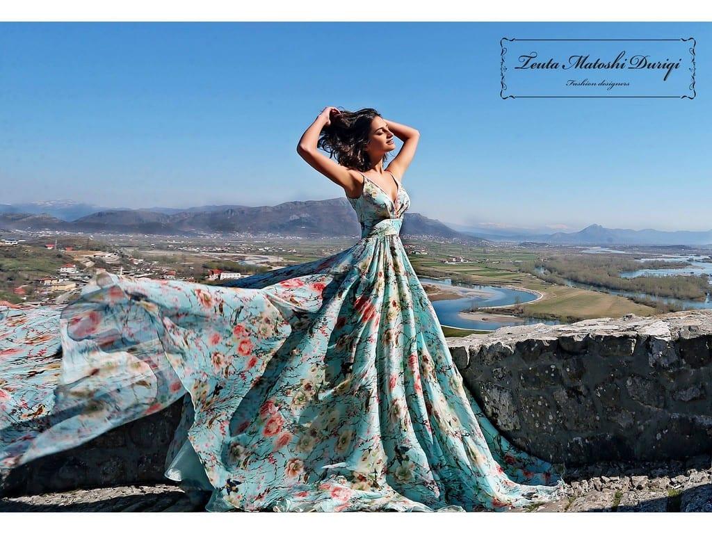 Teuta Matoshi Haute Couture