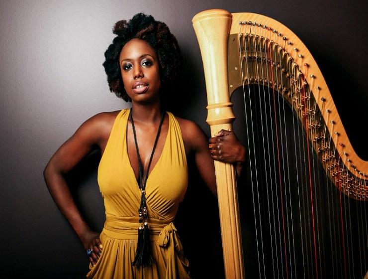 Brandee Younger : une harpiste hybride