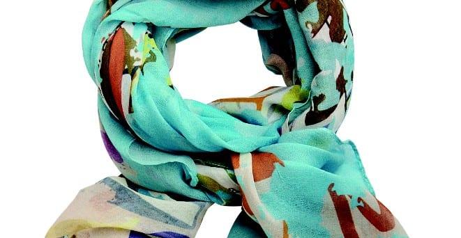 Storiatipic, les foulards qui vous font voyager
