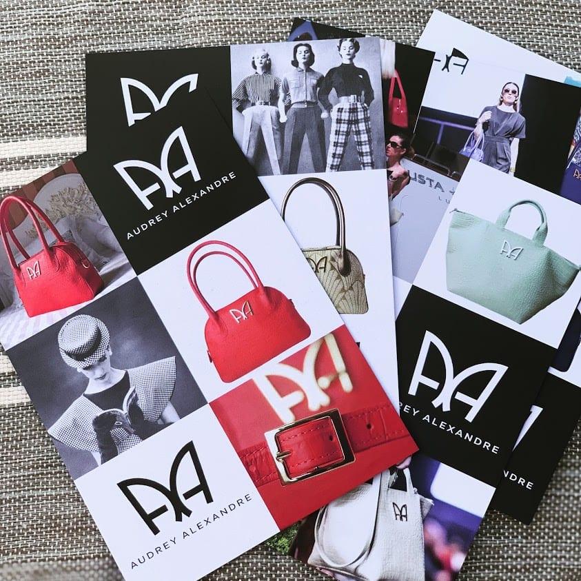 Audrey Alexandre, la créatrice de « wondersacs » de luxe pour des wonderwomen du quotidien