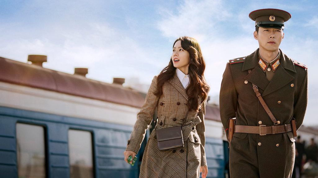Meilleure série romantique sud-coréenne du moment : Crash Landing on You.