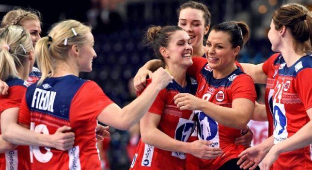 Norvège Handball