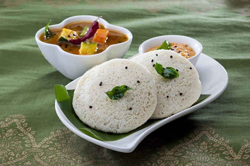 Petit déjeuner indien (Pixabay).